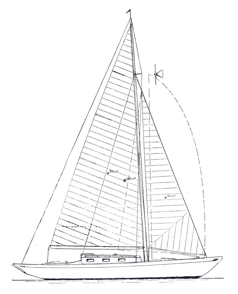 Classicsailboats Utö risteilijä cruiser
