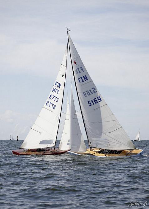 Classicsailboats star
