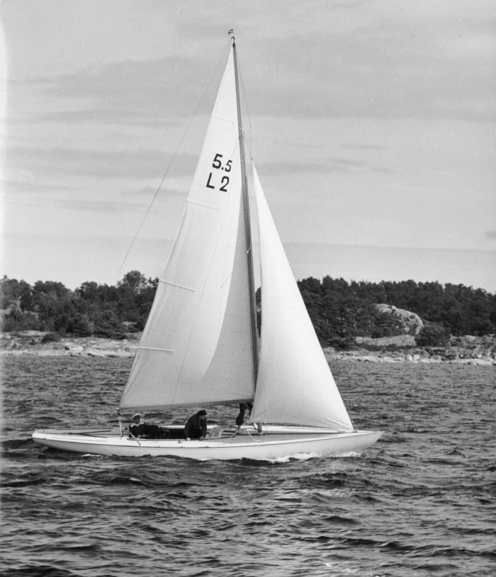 INGA-LILL XXXVIII, 1950.