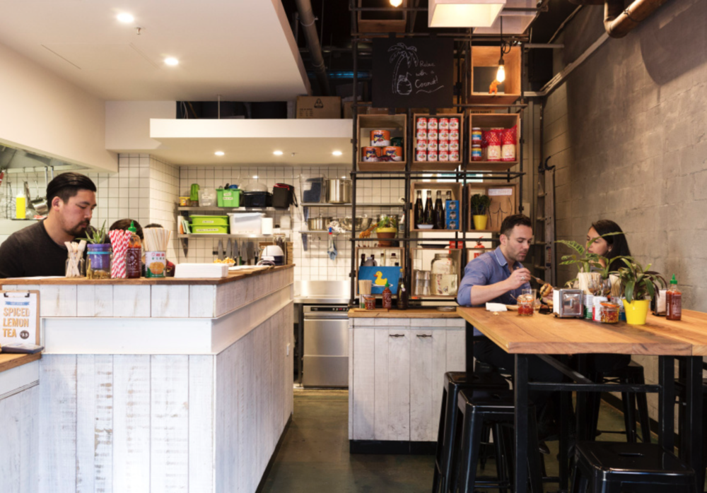 Paperboy Kitchen, Melbourne (image courtesy of Broadsheet)
