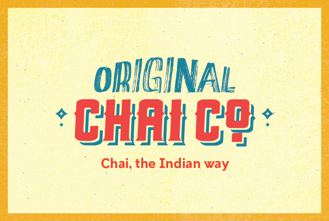 ORIGINAL CHAI CO.