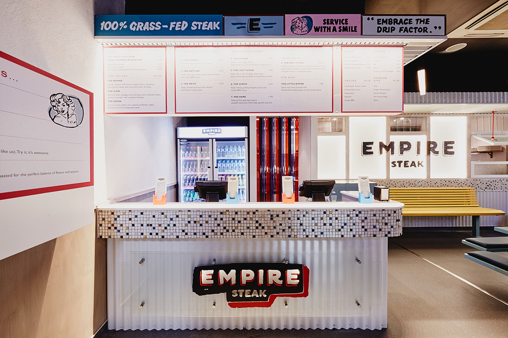EMPIRE STEAK