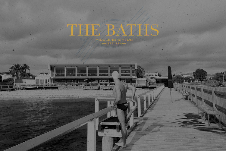 THE MIDDLE BRIGHTON BATHS