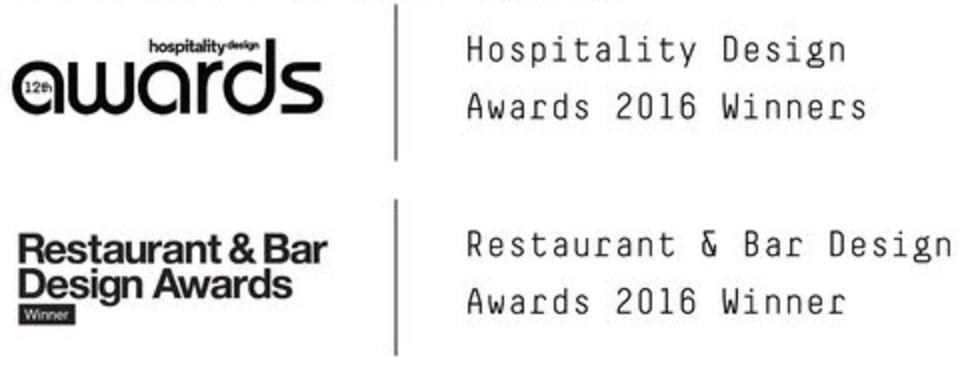 SO 9 - Winner of Restaurant & Bar Design Awards 2016