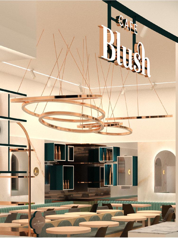 CAFE BLUSH