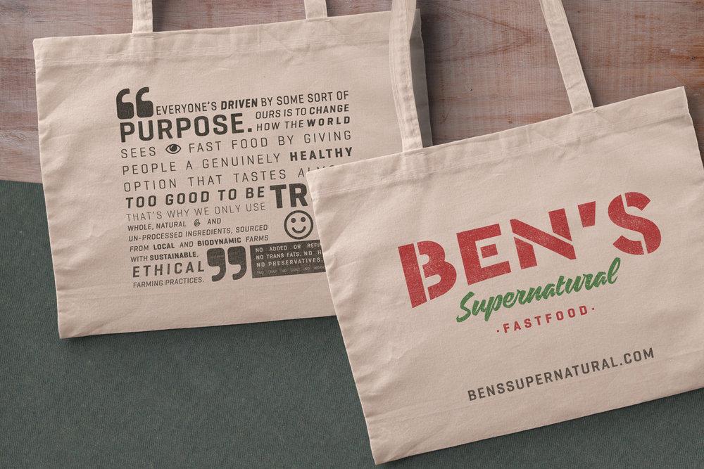 Ben's Supernatural