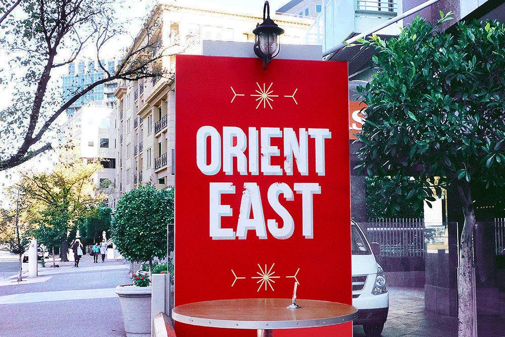 Orient East