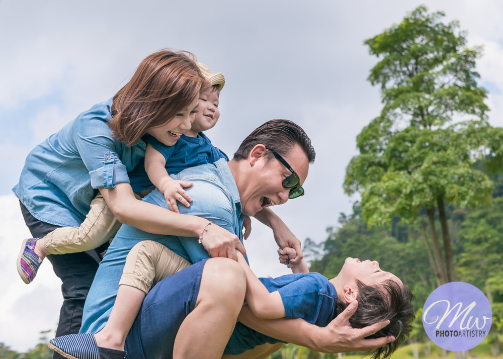 Kuala Lumpur Kuching Family Photographer Photo