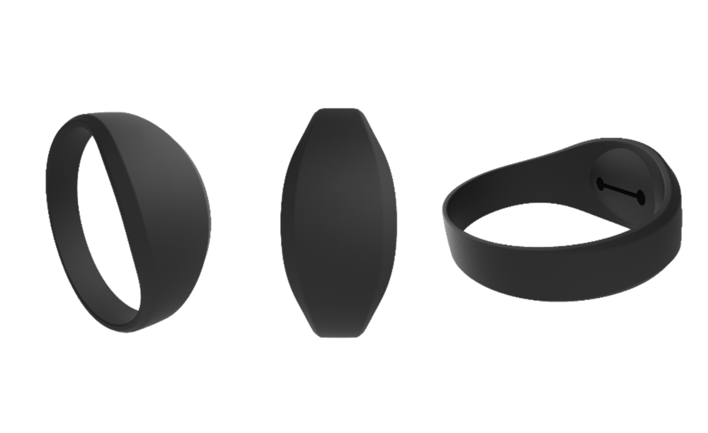 P8 and P9 SILICONE WRISTBAND