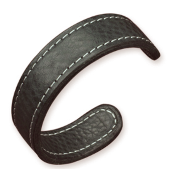 P12 LEATHER WRISTBAND