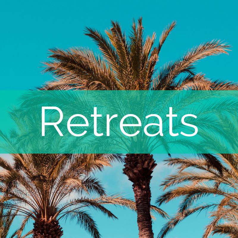 Kate Megee Retreats