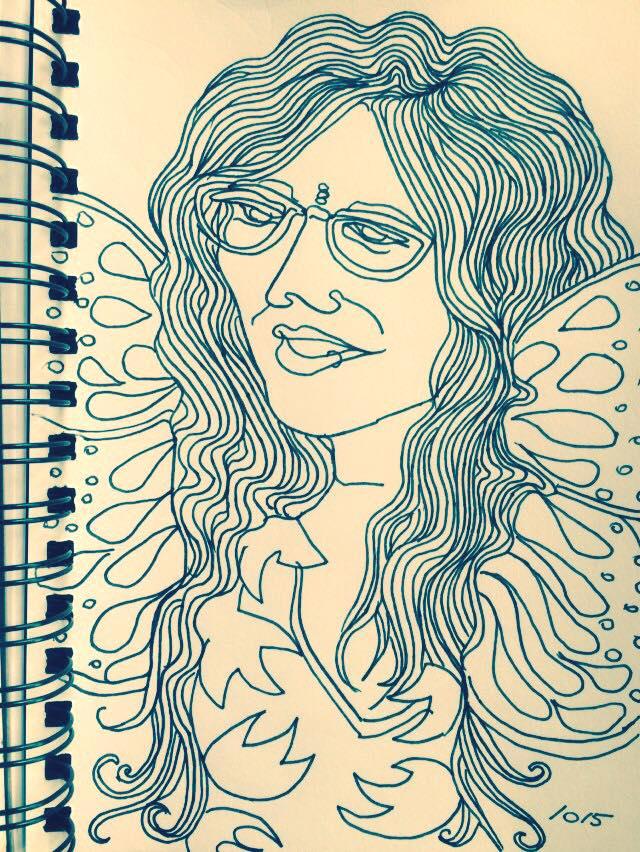 Geoffrey Goodes - Absinthe Fairy
