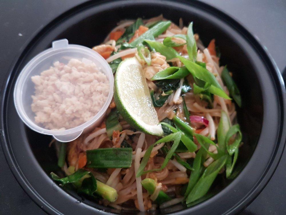 Vegetarian Pad-Thai