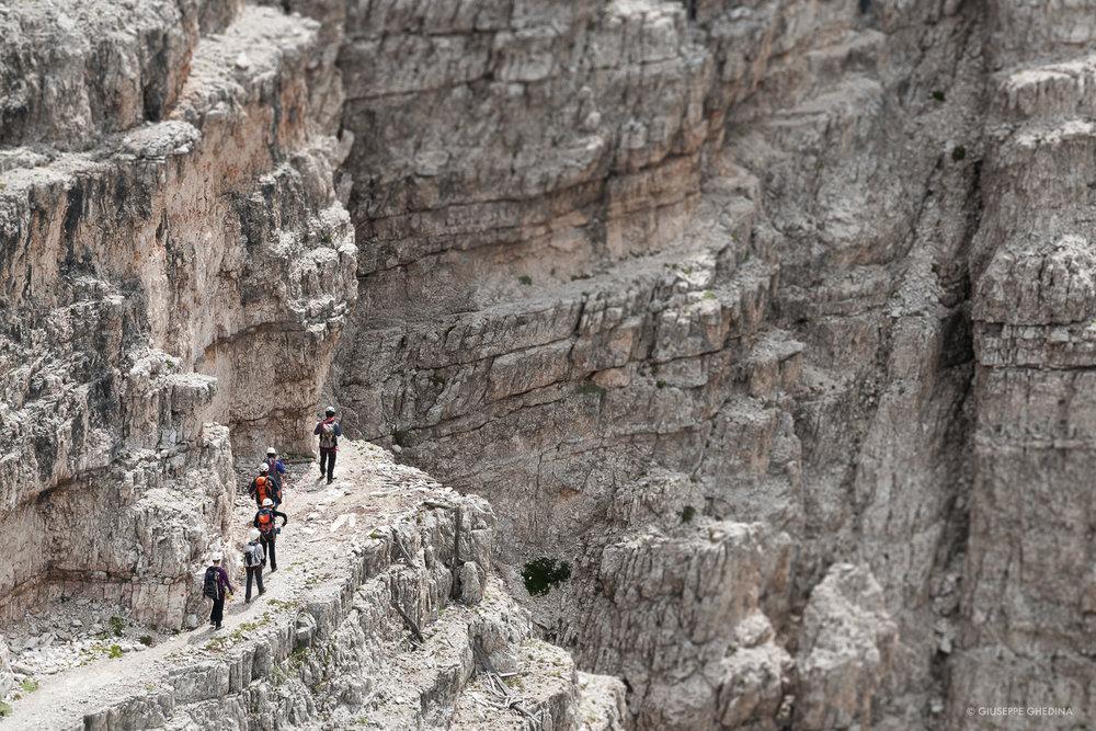 Monte Paterno Dolomiti _ Foto @giuseppeghedina.com