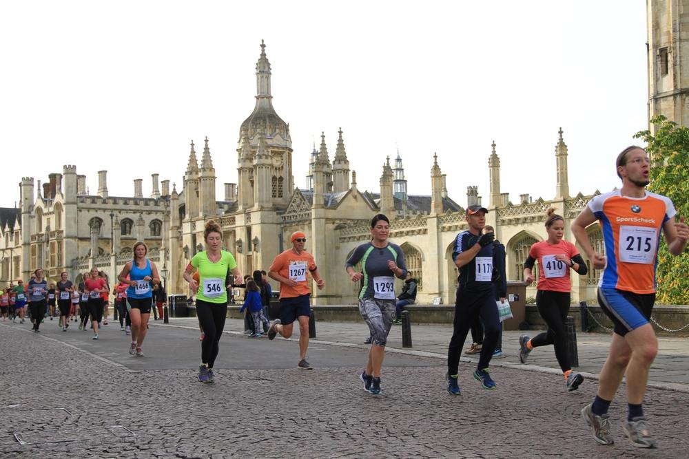 Cambridge Town & Gown 10K — A-Z EVENTS