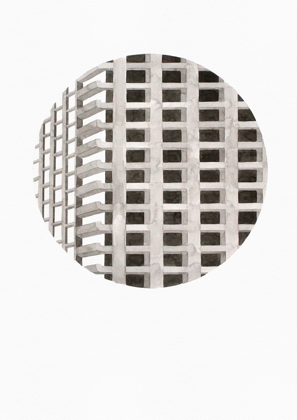 London Exhibition 2015 – Pattern of the City