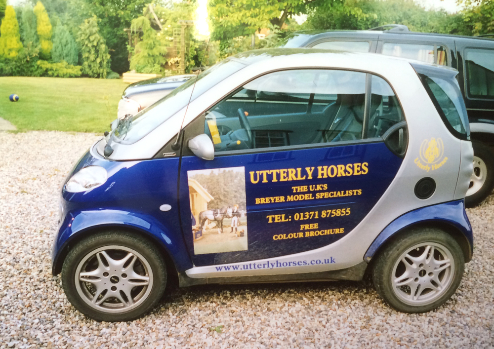 The Utterly Horses Smart Mobile!!