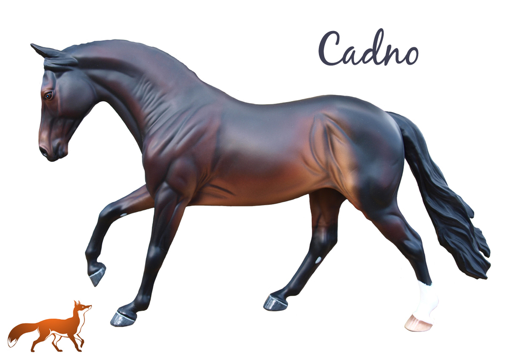 "Copperfox Model ""Cadno"""