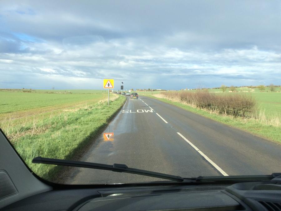 Hello Wiltshire!