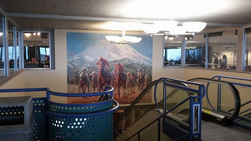 Inside Emerald Downs