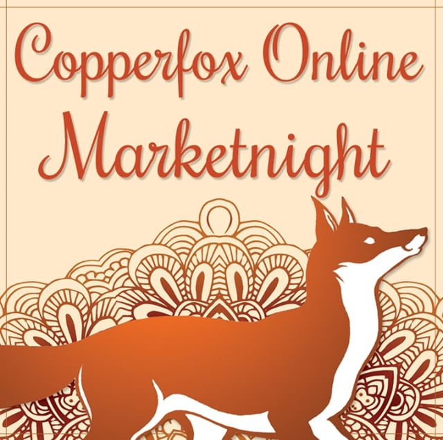 Just under 3 hours to go until our Copperfox June Marketnight begins! Set your alarms everyone, it starts TONIGHT at 8PM (British Time). Check out the lots here: https://www.facebook.com/media/set/?set=a.10155669405610765.1073741943.58670270764&type=1&l=680ddbe71d