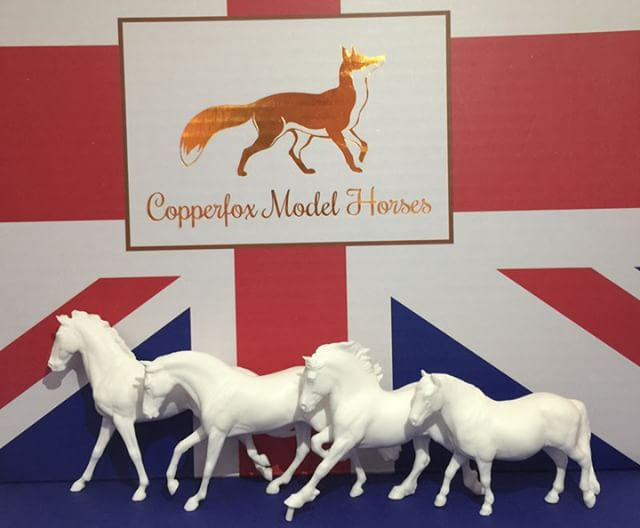 Pocket Sized Copperfox Ponies!! #copperfoxminis #onsalesaturday