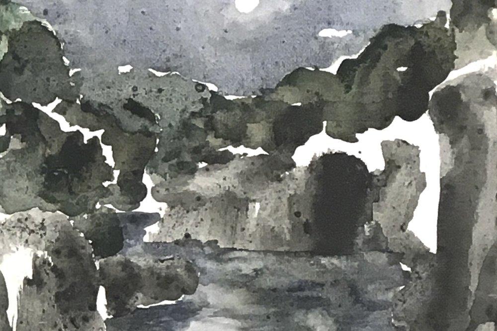 © Spencer Fung   Rock Pool (detail), 2017