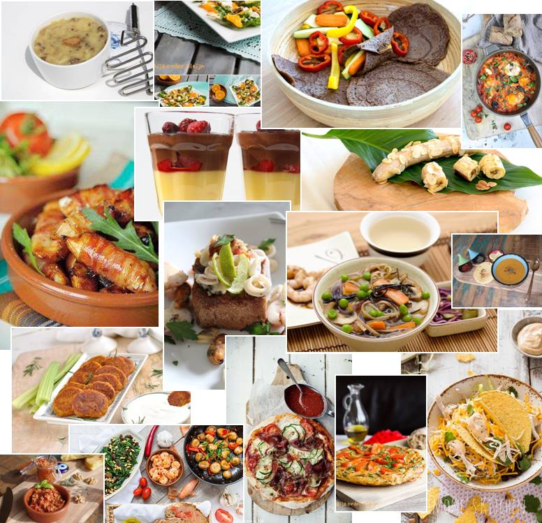 Een kleine impressie van het in oktober te verschijnen kookboek GEZONDE WERELDGERECHTEN en wordt uitgegeven door uitgeverij Elmar. Ik heb Spanje als land gekozen en deel gezonde lekkere recepten, dat wordt genieten!
