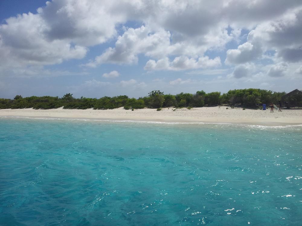 Deze foto heb ik gemaakt op het prachtige Bonaire, waar ik een paar maanden geleden op vakantie was.