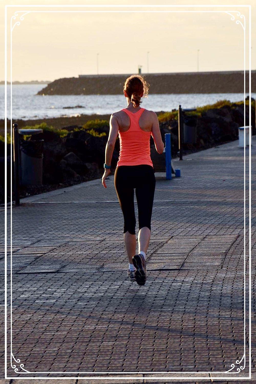 hardlopen of joggen geeft je energie!