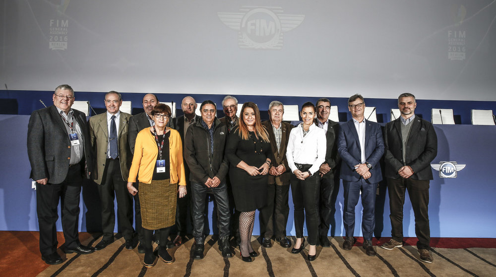 FIM Commissions Directors