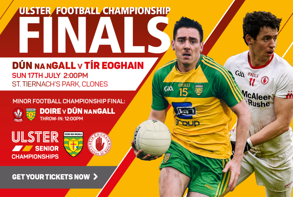 Pic: Ulster Football Championship Finals (http://bit.ly/29FQzj1