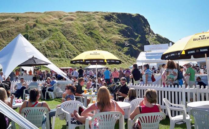 Pic: Foodies Festival Edinburgh (http://bit.ly/29FUdti)