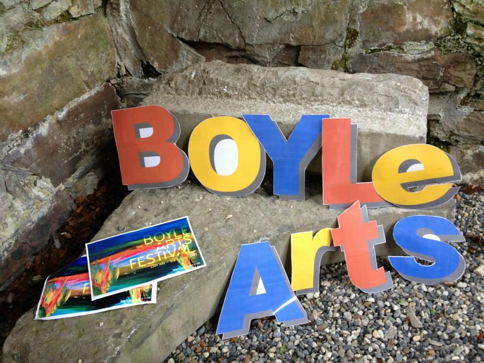 Pic: Boyle Arts Festival