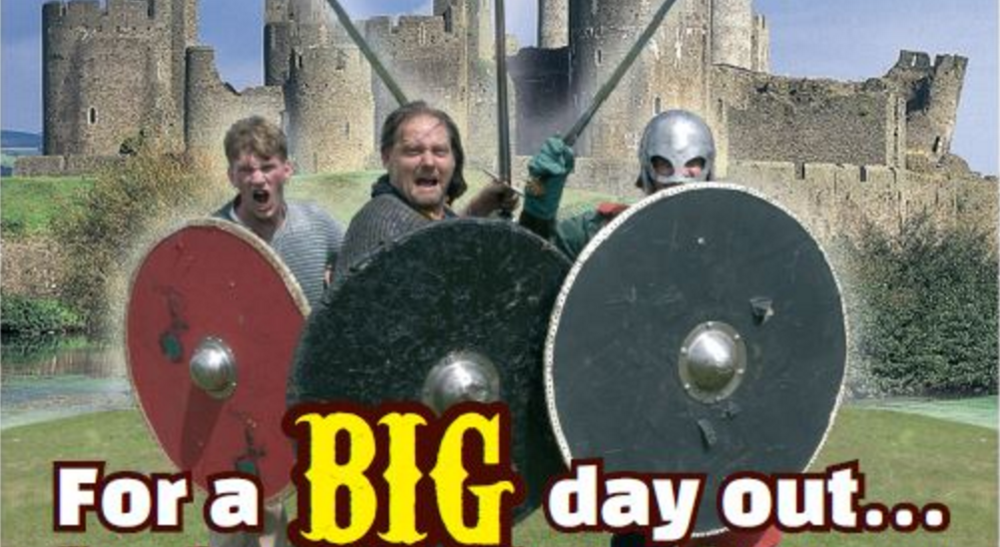 Pic: Visit Caerphilly (http://bit.ly/2amyMkc)