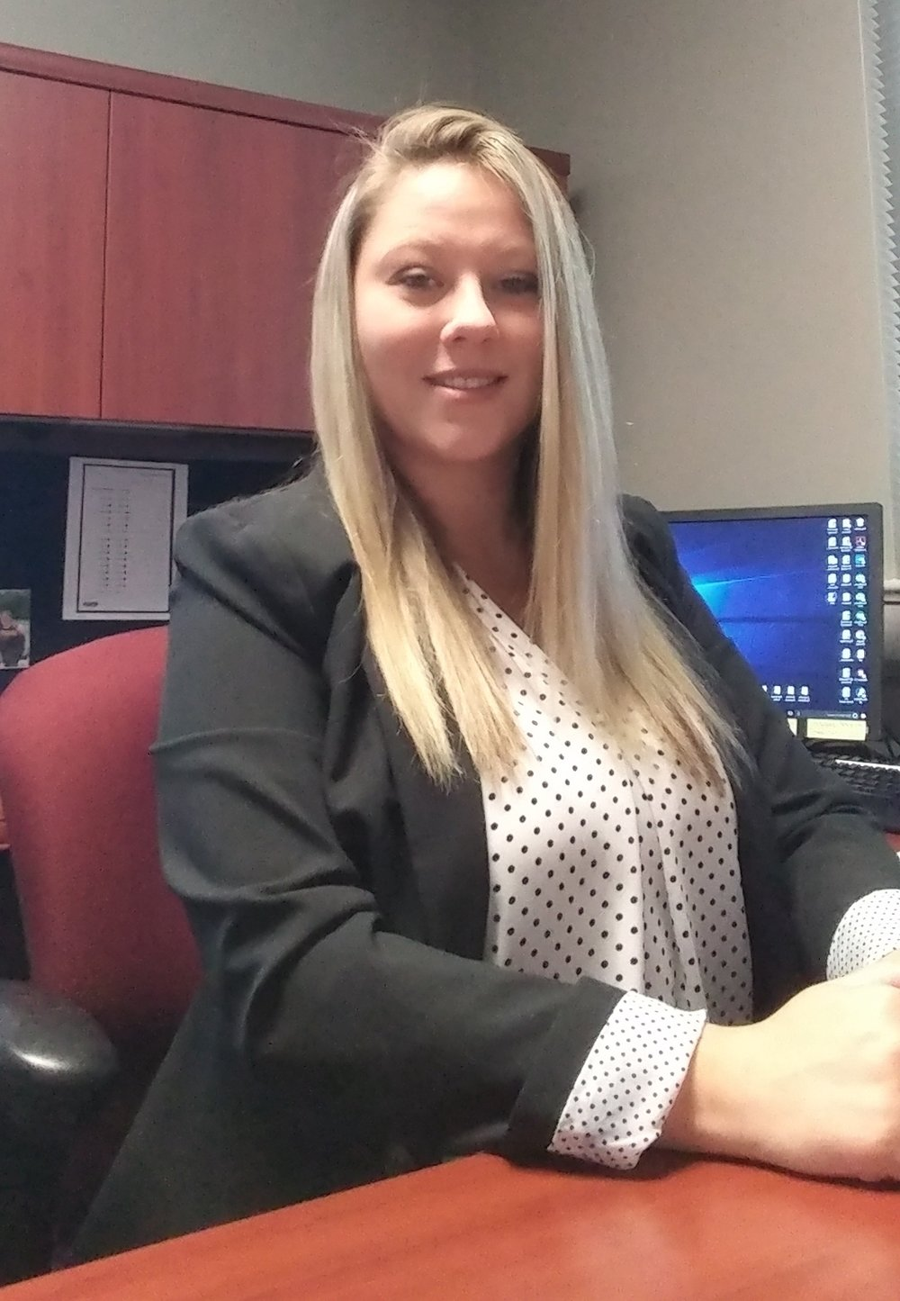 Copy of Amanda Schickling, tax and accounting associate
