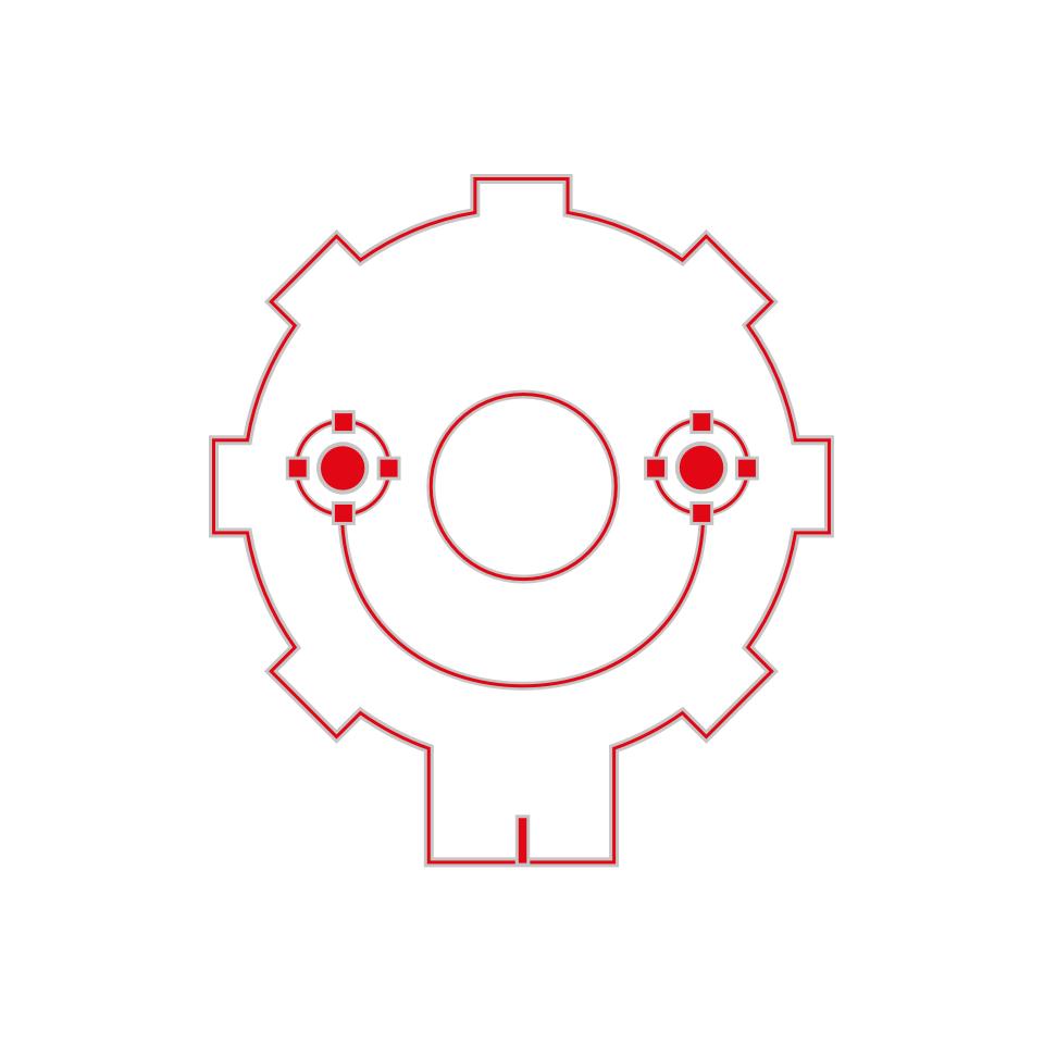 Symbol Variant · White Background