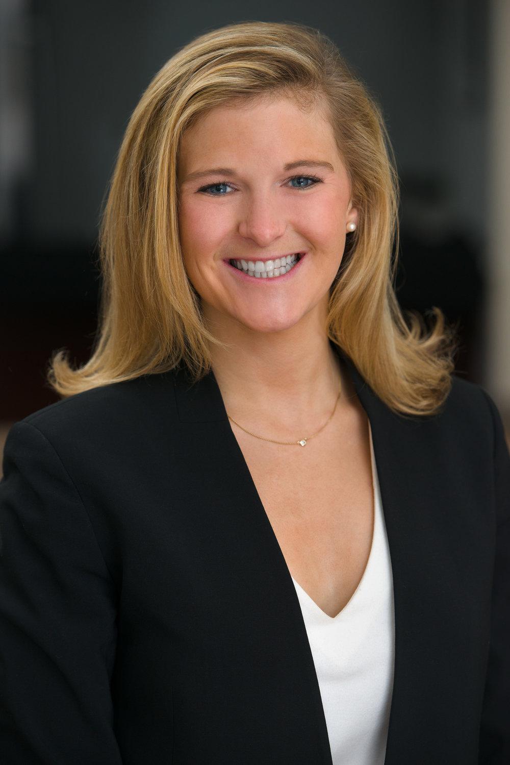 Charlotte A. McAuley Analyst