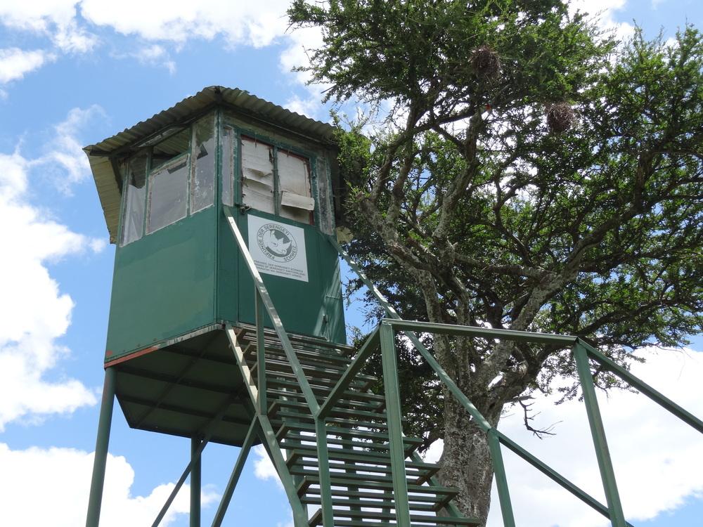 Beobachtungstürme zur Überwachung