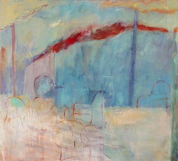 Kitty Stilring|At Noon, 2004|Oil on canvas, 102 x 111.5 cms.jpg