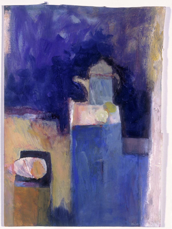 Kitty Stirling|Turkish Coffee Pot II, Oil on board, 34.5 x 24 cms.jpg