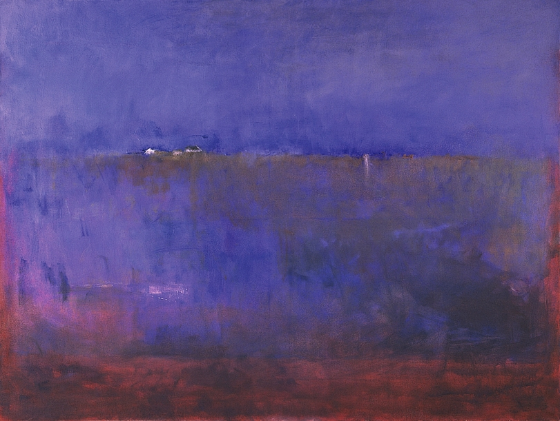 Kitty Stirling|Dusk|oil and pigment on canvas|120 x 90 cms.jpg.jpg