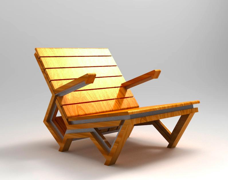 Designer: Osmay Manuel Cabrera Carrazana   Project:  sit Down