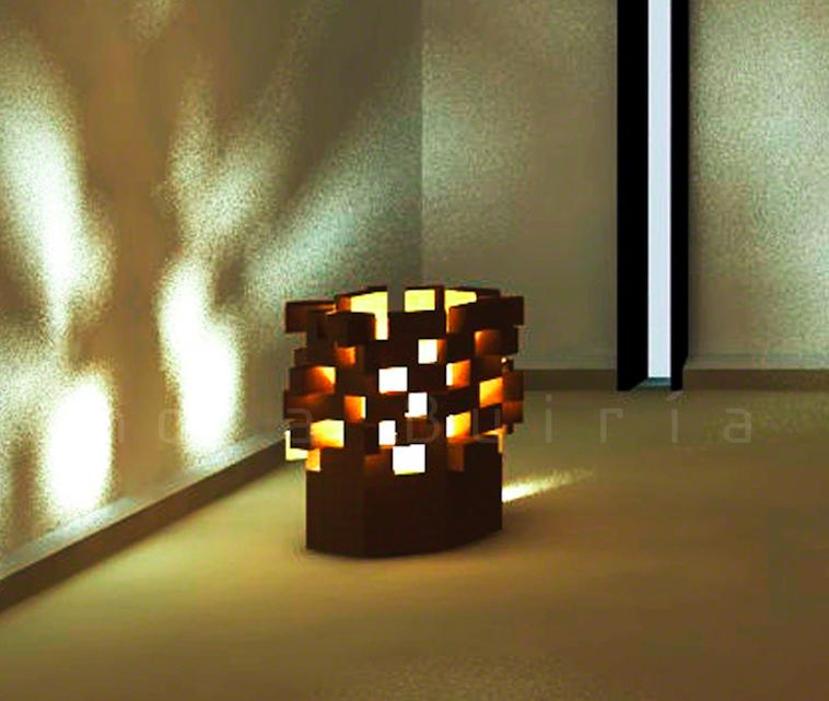 Designer: Lisandra Buiría Sanabria   Project:  Cohn