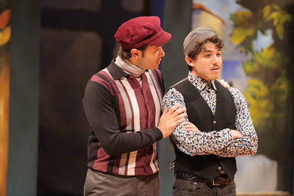 Two Gentlemen of Verona - Alabama Shakespeare Festival