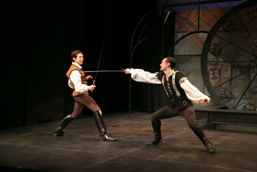 Romeo & Juliet -  Shakespeare Theatre of New Jersey