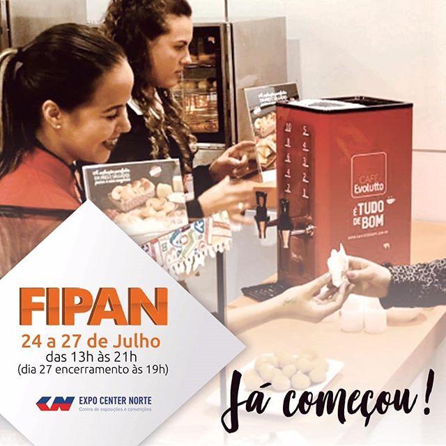 Já começou, venha nos visitar até sexta-feira! A PB&Cia está na FIPAN 2018, junto com as parceiras @maquinbalcozinhas e @tita.brasil . #FIPAN #vem
