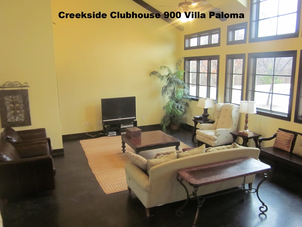 Creekside Clubhouse