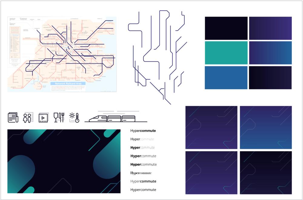 Visual explorations - Domingo Widen