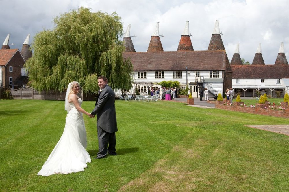 Hop Farm Kent Wedding Venue